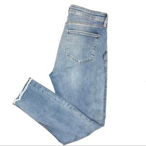 Lucky Brand Hayden Midrise Skinny Ankle Jeans